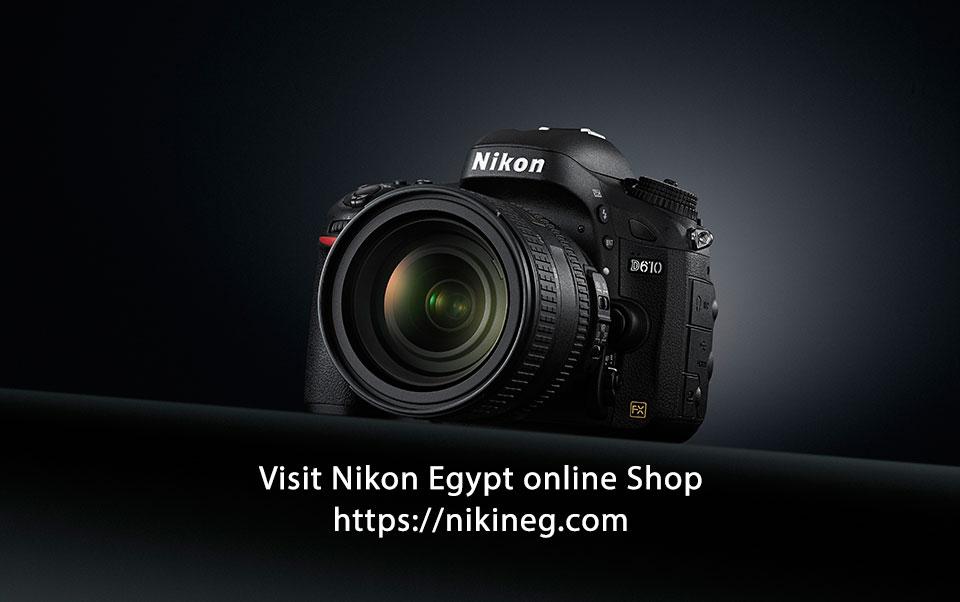 Nikon Egypt Online Shop
