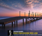 POST PROCESSING RED LINE