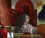 Shaimaa Alaa Telling stories through sensual portraits