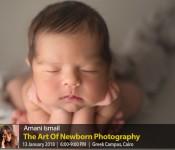 Amani Ismail: The Art Of Newborn Photography