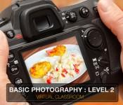 ورشة عمل اون لين عن اساسيات التصوير الفوتوغرافى المستوى الثانى