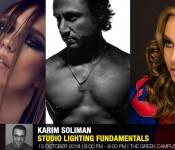 KARIM SOLIMAN : STUDIO LIGHTING FUNDAMENTALS