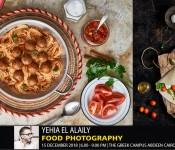 Yehia El Alaily:  Food Photography